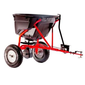 Click here to buy Agri-Fab SmartSpreader 130 lb. Tow Spreader by Agri-Fab.