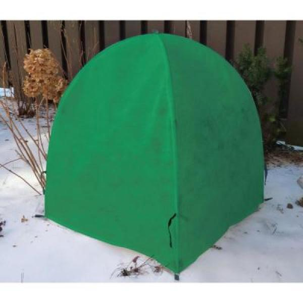 28 x 28 x 30 Green 2 pack Winter Snow and Frost Cover NuVue Products 22252