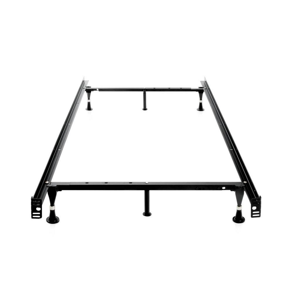 Structures Adjustable Metal Bed Frame St5033gl The Home