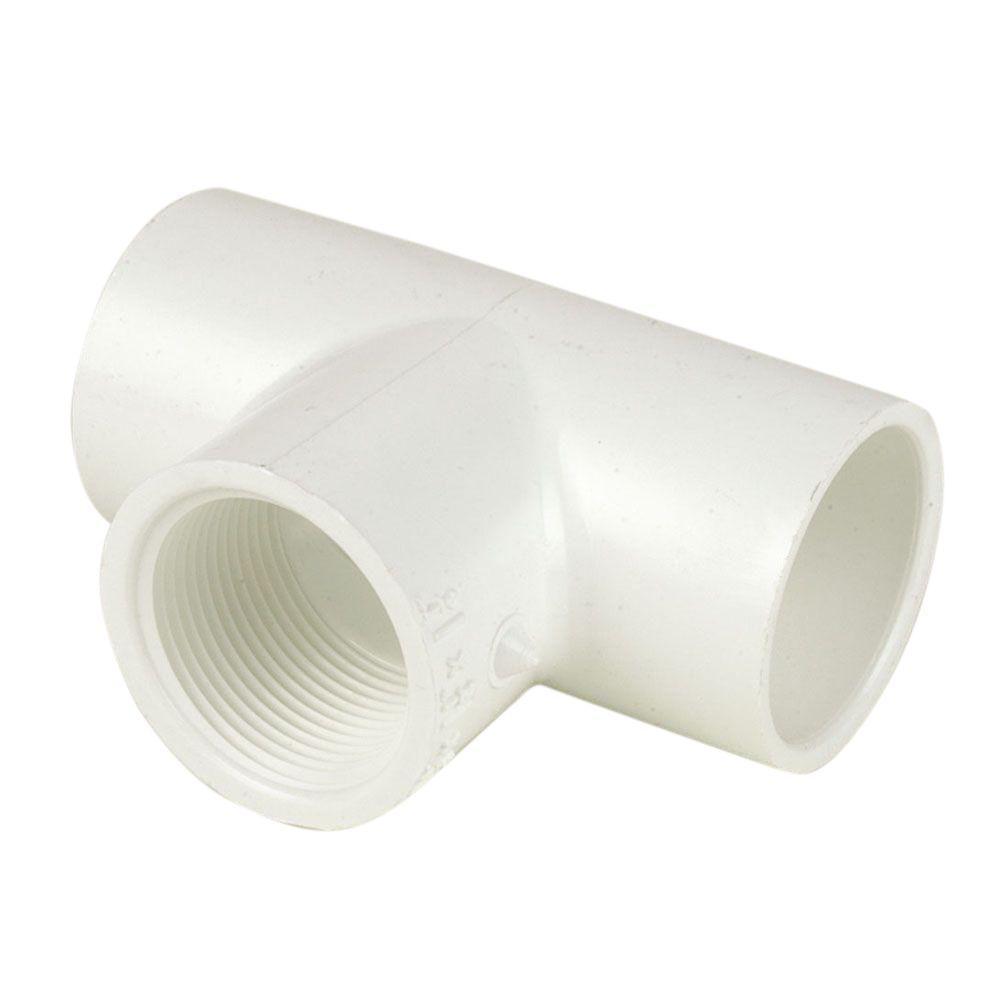 3/4 in. Schedule 40 PVC Tee