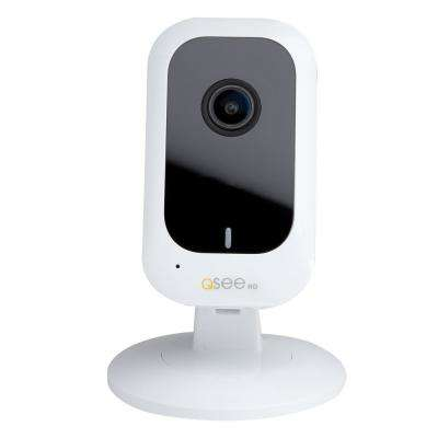 Wired 3MP Wi-Fi IP Standard Surveillance Camera with 16GB SD Card and Night Vision
