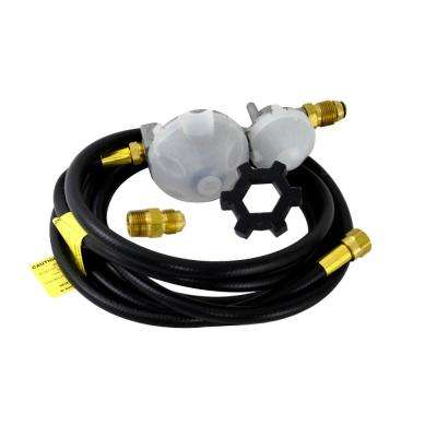 Vent Free Remote Propane Installation Kit