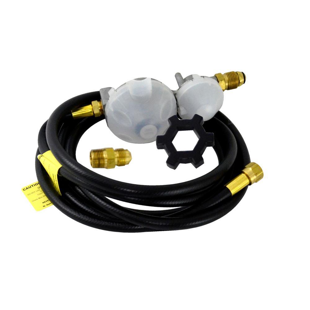 Vent Free Remote Propane Installation Kit