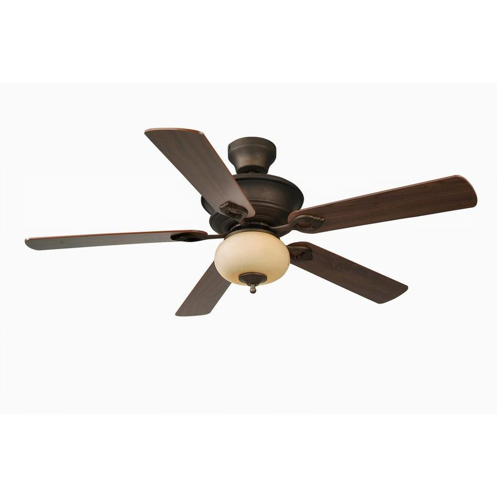 Formula Fans Oslo 52 in. Oil-Rubbed Bronze Ceiling Fan-DISCONTINUED