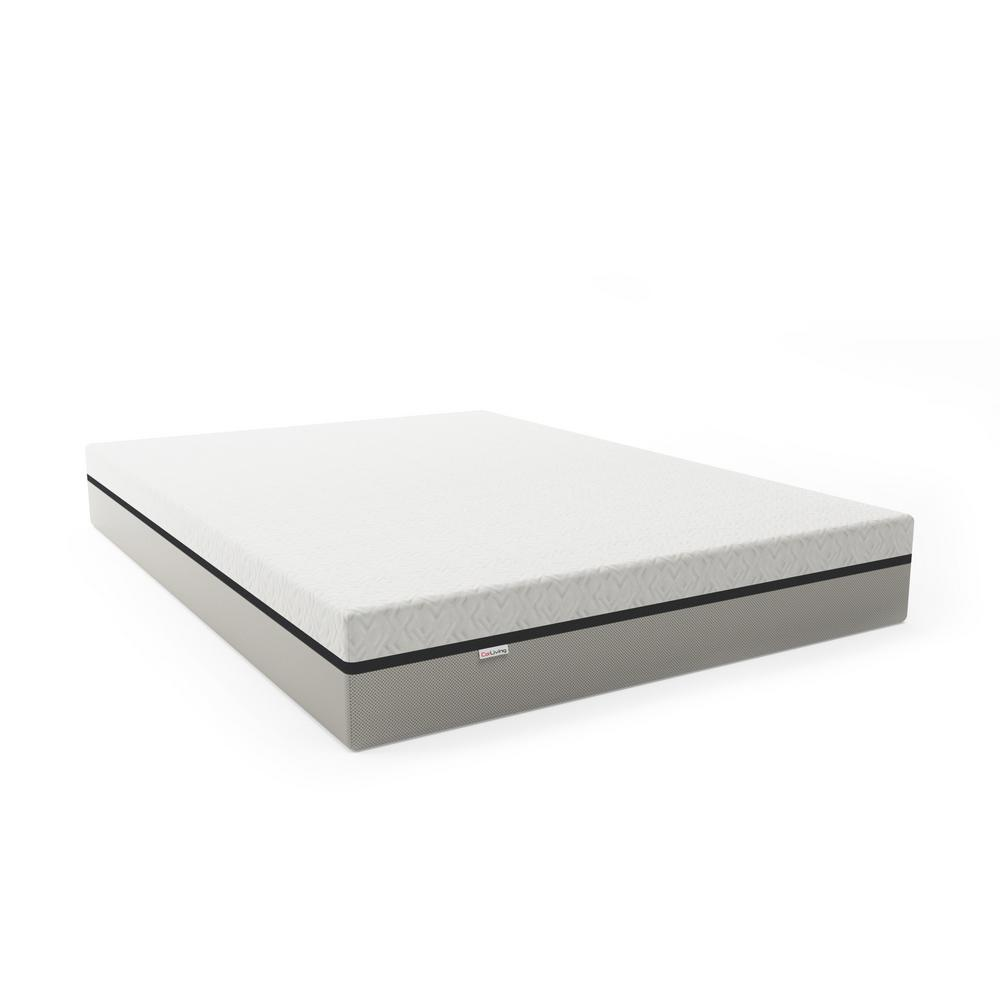 Sleep Collection 10 in. Full/Double Deluxe Memory Foam Mattress