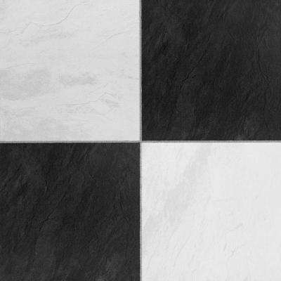 Chess Slate 8 mm Thick x 11-3/5 in. Wide x 46-1/4 in. Click Lock Laminate Flooring (18.56 sq. ft./case)