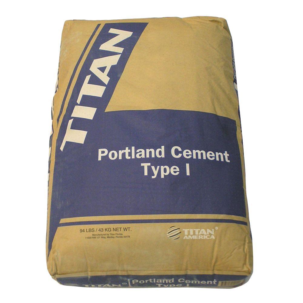 94 lb. Gray Type I Portland Cement Concrete Mix