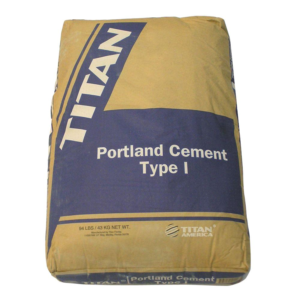 94 lb. Gray Type I Portland Cement Concrete Mix