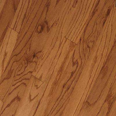 Springdale Oak Butterscotch 3/8 in. Thick x 3 in. Wide x Random Length Engineered Hardwood Flooring (25 sq. ft. / case)