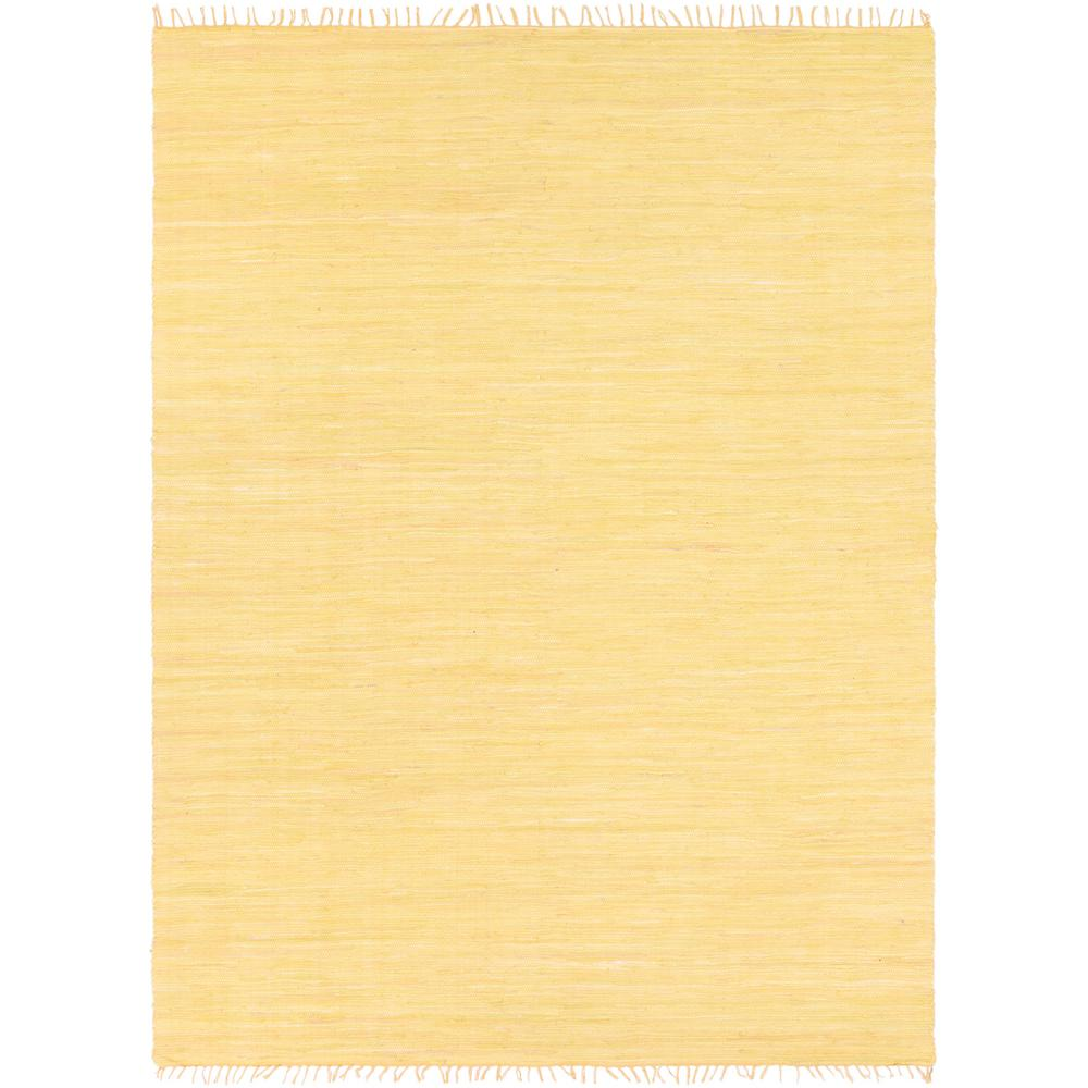 Artistic Weavers Easy Home Delaney Light Yellow 8 Ft X 10