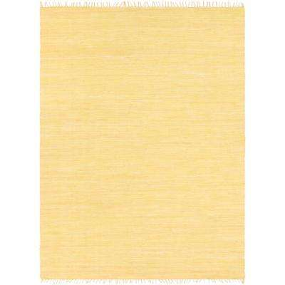 Easy Home Delaney Light Yellow 8 Ft X 10 Indoor Area Rug