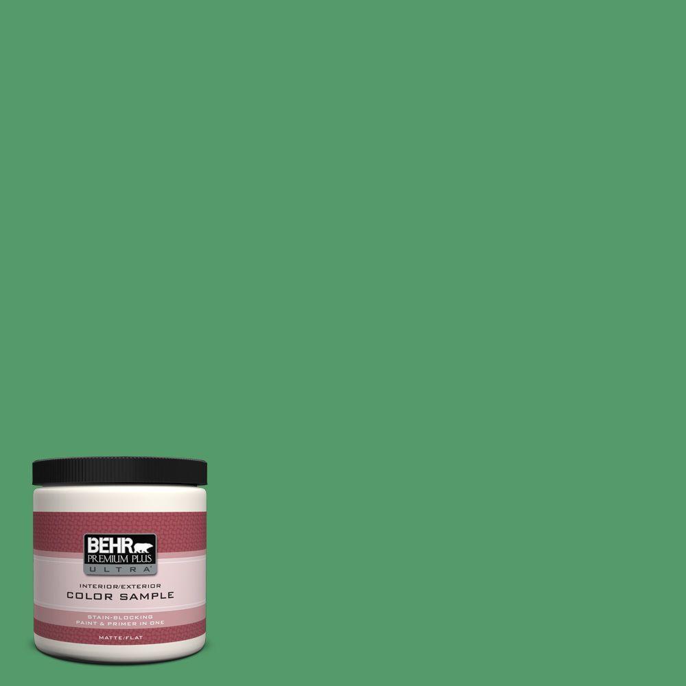 8 oz. #P410-6 Solitary Tree Interior/Exterior Paint Sample