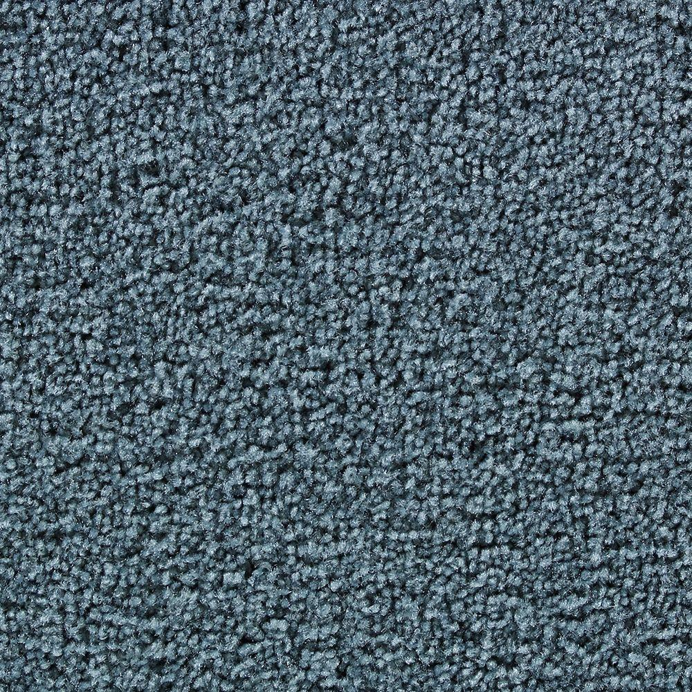 Martha Stewart Living Brycemoor Blue Fir - 6 in. x 9 in. Take Home Carpet Sample-DISCONTINUED