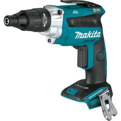 18-Volt LXT Lithium-Ion Brushless Cordless 2,500 RPM Screwdriver (Tool Only)