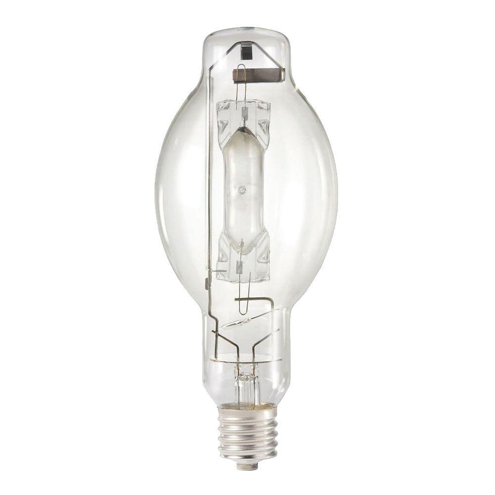 1000-Watt BT37 Quartz Metal Halide Pulse Start HID Light Bulb (6-Pack)