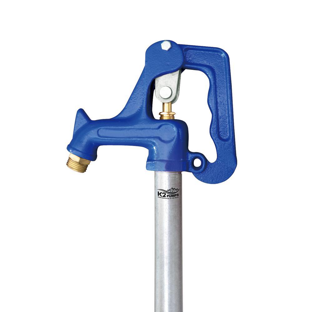 .75 Inch Yard Hydrant Head Assembly