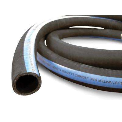 "Shields Shieldsflex II Water/Exhaust Hose With Wire - 3-1/2"" X 6-1/4"""