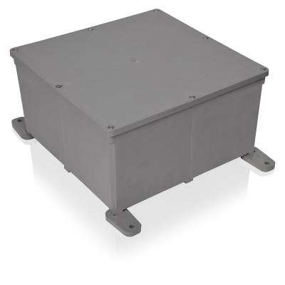 8 in. x 4 in. PVC Junction Box