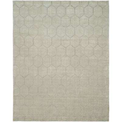 Avalon Pearl 10 ft. x 14 ft. Area Rug