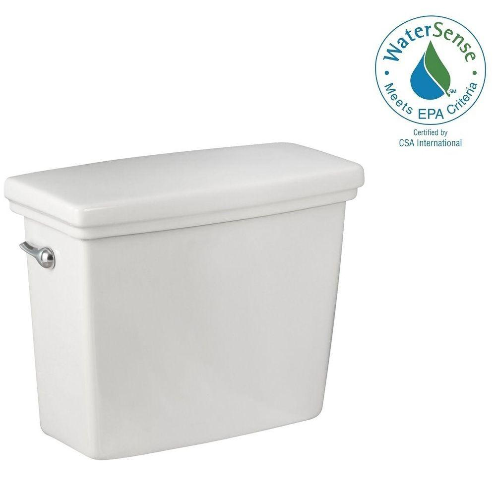 Foremost Structure Suite Toilet Tank Only In White T 1951