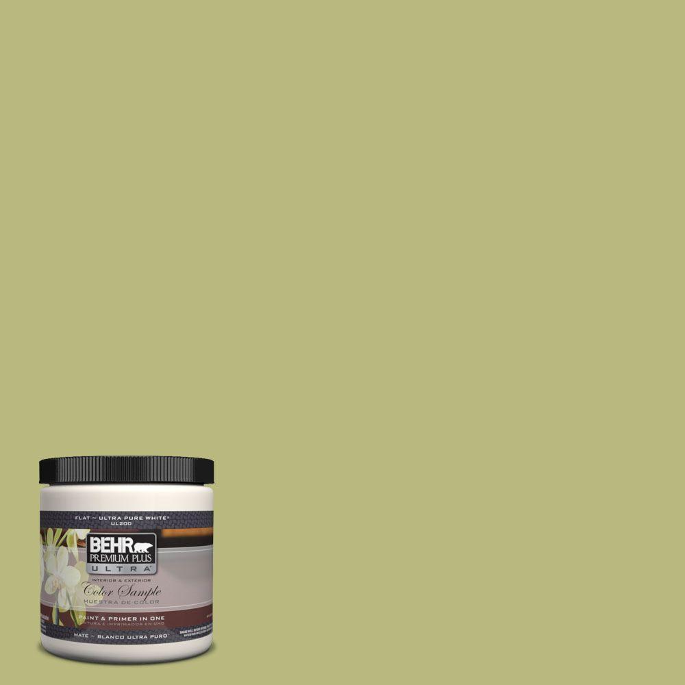 8 oz. #400D-5 Grass Cloth Interior/Exterior Paint Sample