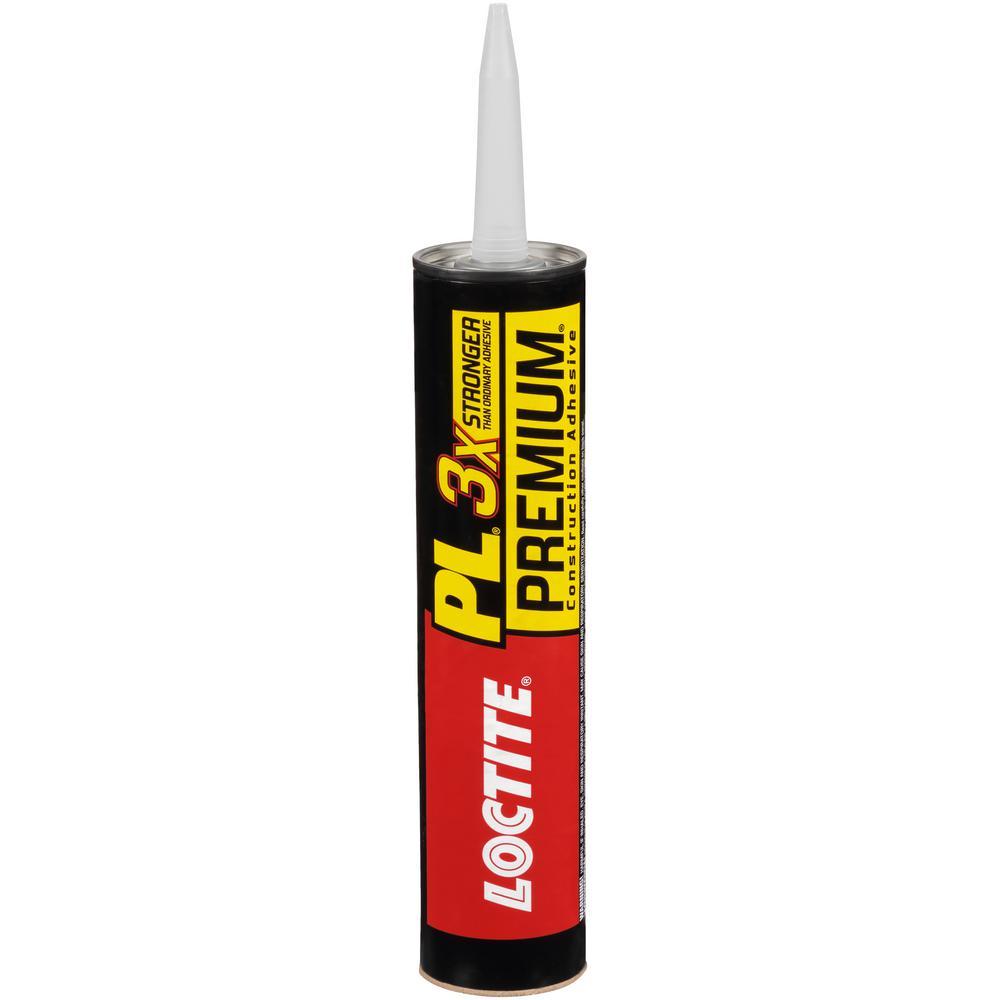 Loctite PL Premium 10 fl. oz. Polyurethane Construction Adhesive