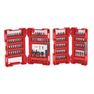 SHOCKWAVE IMPACT DUTY Driver Bit Set (104-Piece)