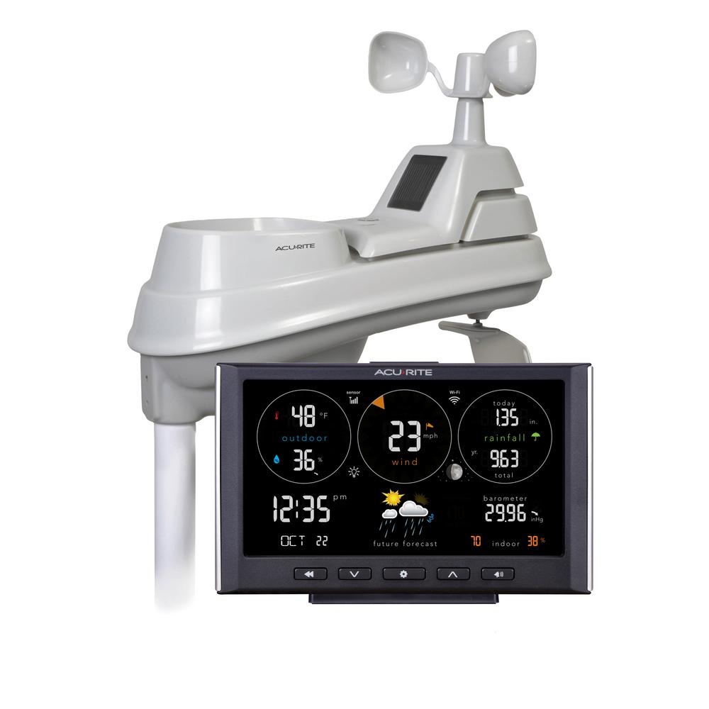AcuRite Professional Weather Center 5-N-1