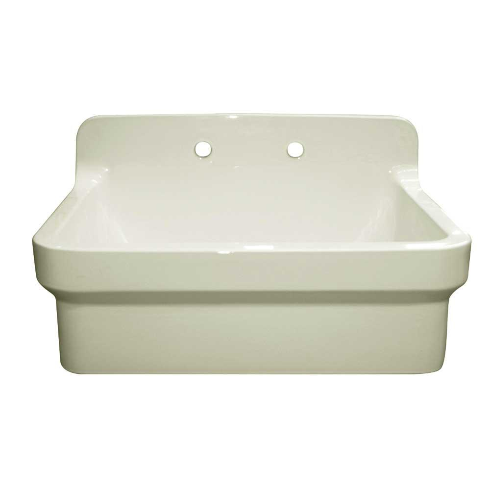 Old Farmhouse Kitchen Sinks: Whitehaus Collection Old Fashioned Country Farmhouse Apron
