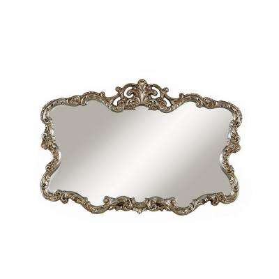 Aureate Antique Silver Wall Mirror