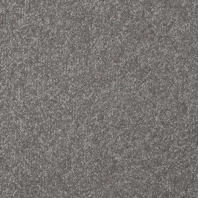 Carpet Sample - Kingship I - Color Classic Tone Texture 8 in. x 8 in.