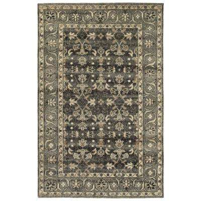Herrera Charcoal 2 ft. x 3 ft. Area Rug