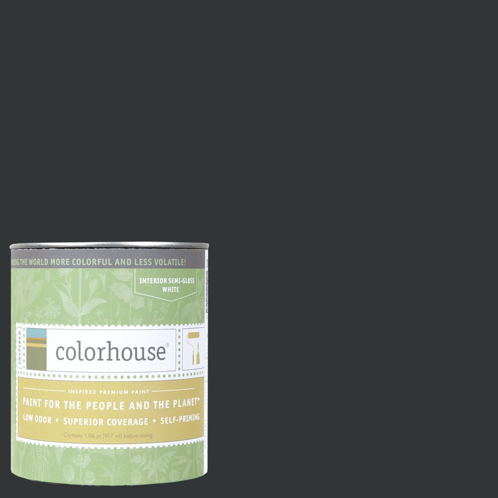 1 qt. Nourish .06 Semi-Gloss Interior Paint
