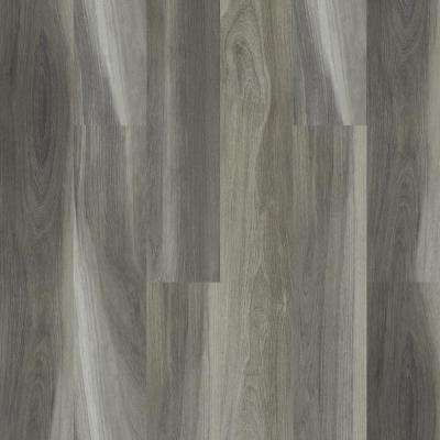 Take Home Sample - Manor Oak Barbell Resilient Direct Glue Vinyl Plank Flooring - 5 in. x 7 in.