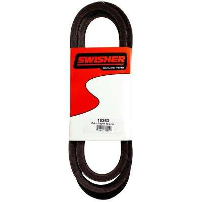 83 in. Engine to Deck Belt for Zero Turn Mowers