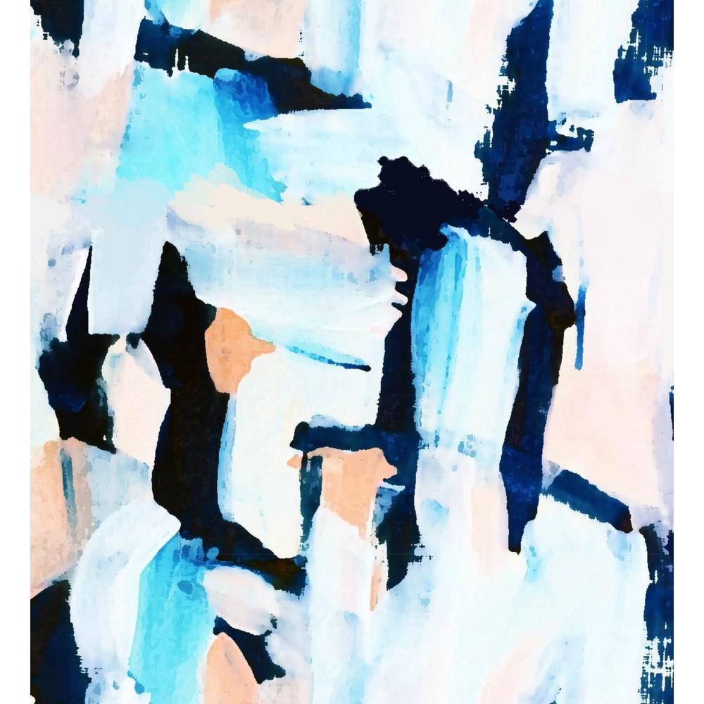 The Blush Label for Mitchell Black Collection Tilda Premium Matte Wallpaper