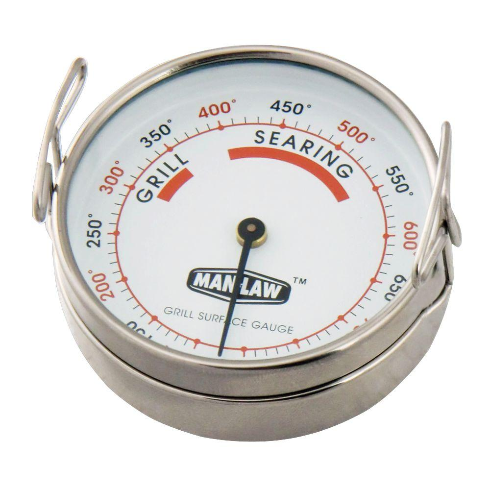 Temperature Gauges - Grill Replacement Parts - The Home Depot