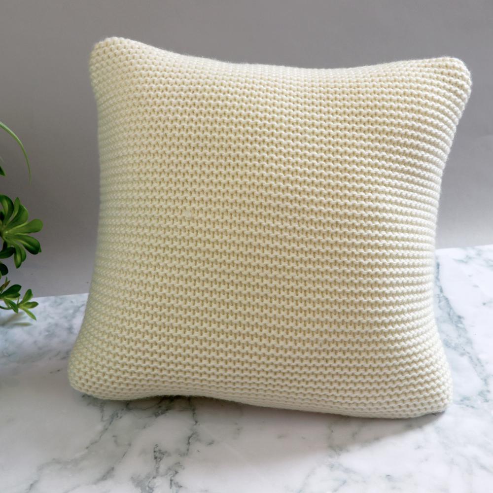 Leon 16 in. x 16 in. Square Decorative Pillow