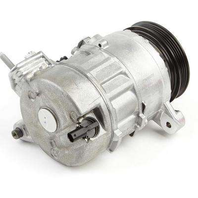 A/C Compressor and Clutch fits 2015-2016 GMC Yukon,Yukon XL
