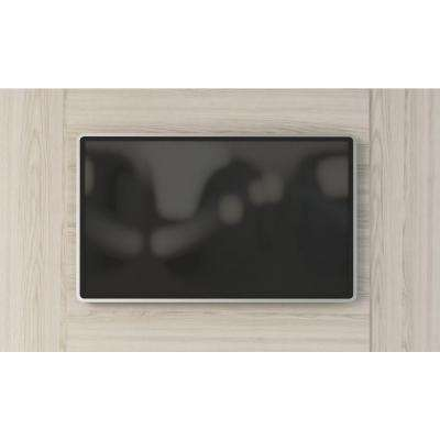 Expandable Prince TV Panel in Nature White/Pro Touch