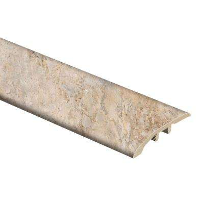 Corsica/Gold 5/16 in. Thick x 1-3/4 in. Wide x 72 in. Length Vinyl Multi-Purpose Reducer Molding