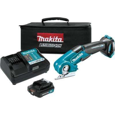 12-Volt max CXT Lithium-Ion Cordless Multi-Cutter Kit (2.0Ah)