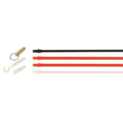 Super Rod Polymer Rod Set Cable Routing Tools