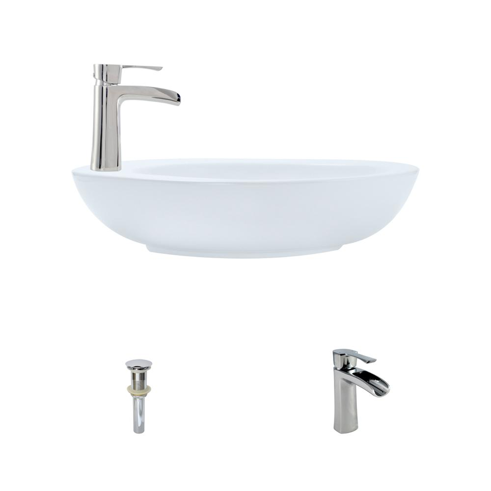 American Standard Floor Mounted 20 In X 18 Clinic Service Sink