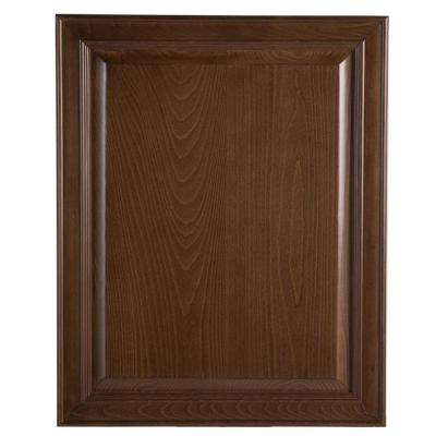 24x30x0.75 in. Decorative Base End Panel in Butterscotch