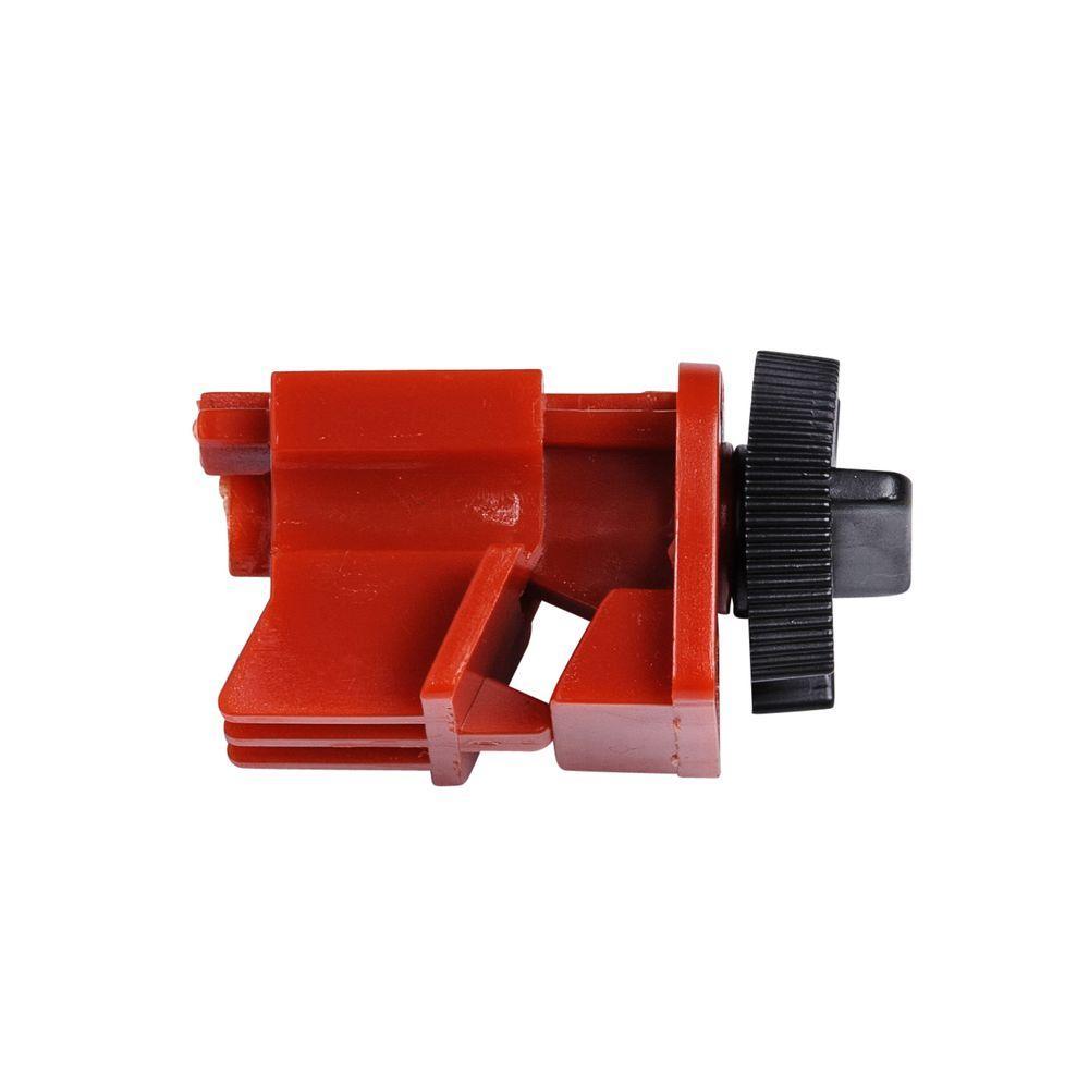 Universal Multi-Pole Breaker Lockouts (6-Pack)