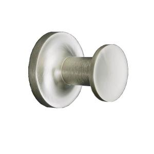Kohler Purist Single Robe Hook in Vibrant Brushed Nickel by KOHLER