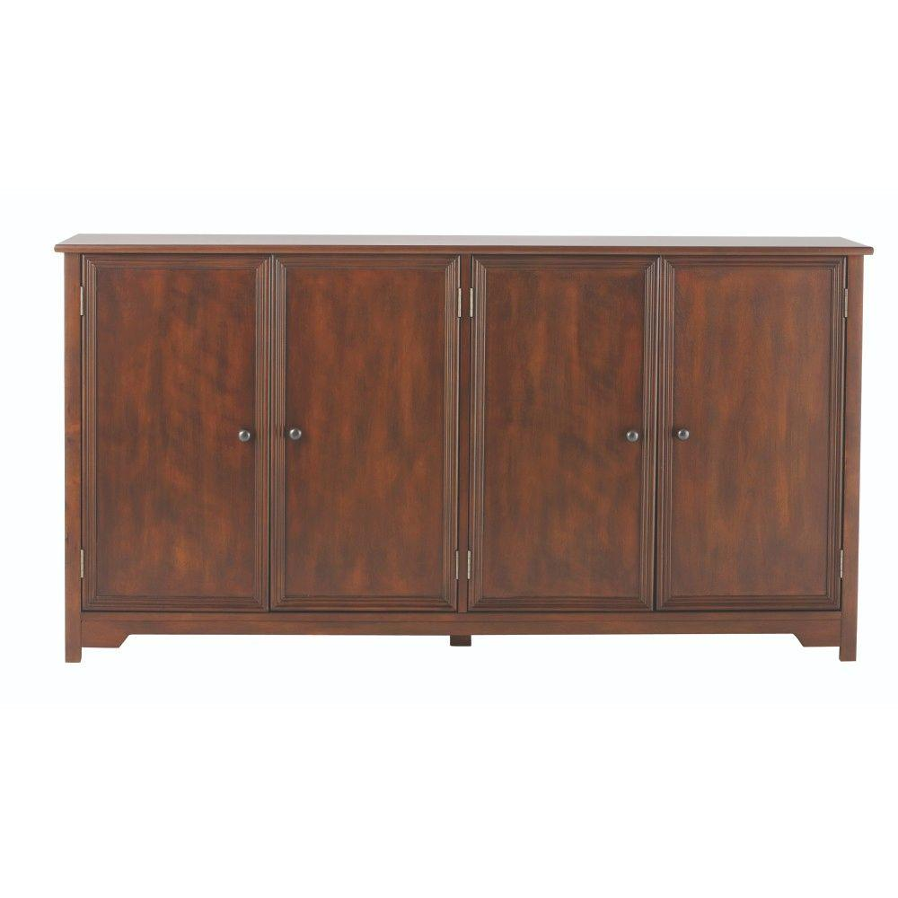 Home Decorators Collection Oxford Chestnut Buffet Home