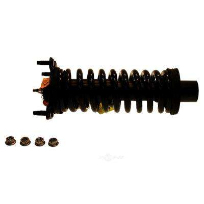 Front Right Strut-Plus Suspension Strut and Coil Spring Assembly fits 2002-2007 Jeep Liberty