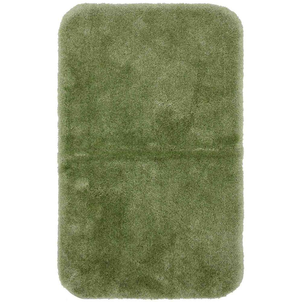 Mohawk Home Regency Sage Green 20 in. x 34 in. Bath Rug-DISCONTINUED